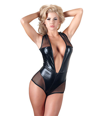Wetlook Body Alexandra - Cottelli Collection Body