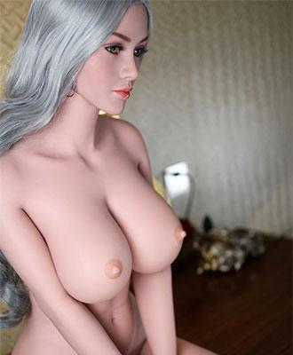 Love Magic Real Love Doll m/stemme (168 cm) Sexdukker
