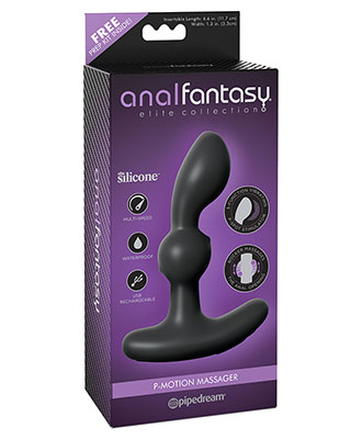 Anal Fantasy Elite - P-Motion Massager Prostatavibrator