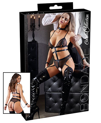 Cottelli Collection - Bondage Body Åpen