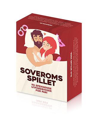 Soveromsspillet - 90 erotiske utfordringer (Norsk)
