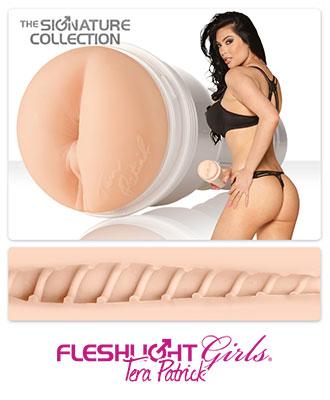 Fleshlight Girls - Tera Patrick Twisted Signature Collection Fleshlight