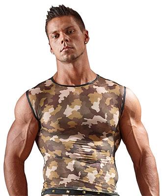 Army T-skjorte - Svenjoyment