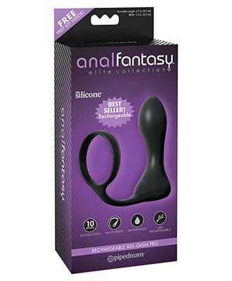Anal Fantasy Elite - Ass-Gasm Pro Analvibrator Analsex