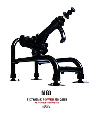 MOI Extreme Power Engine Sexmaskin Sexmaskiner