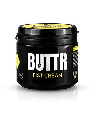 BUTTR Fisting Cream 500 ml Glidemiddel