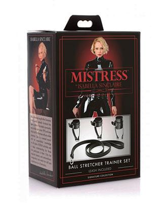 Mistress Ballestrekker - Isabella Sinclaire
