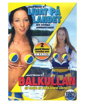 Livat på Landet + Dalkullan (2 DVD)