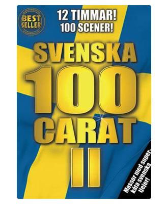 Svenska 100 Carat 2 (3 DVD)