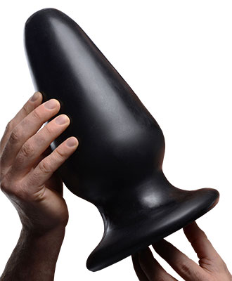 Gigantor XXXL Tapered Butt Plug (32 cm)