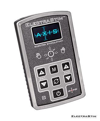 ElectraStim - AXIS Electro Stimulator Kontrollenhet Elektrosex