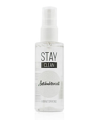 Stay Clean Vibratorrens 100 ml