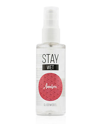 Stay Wet Glidemiddel Anal 100 ml