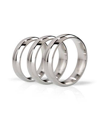 MyStim His Ringness Earl - Polished Penisring