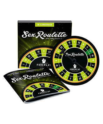 Sex Roulette - Foreplay Spill