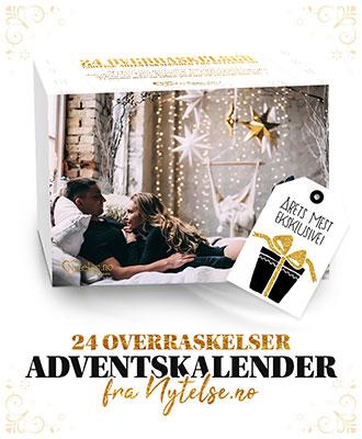 Erotisk Adventskalender Luksus 2019 Gavesett
