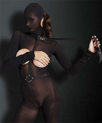 Leg Avenue Kink - Bondage Harness Bondageutstyr