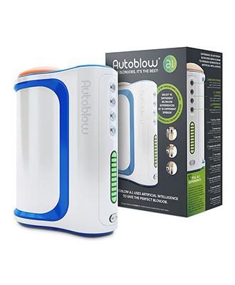 Autoblow A.I. Blowjob Machine Herrevibrator
