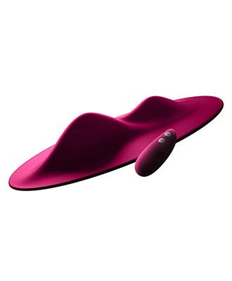 VibePad Vibropute med fjernkontroll