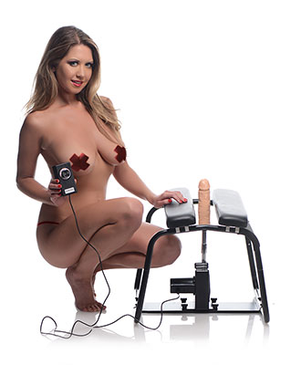 Love Botz - Bangin Bench 4-in-1 Sex Machine
