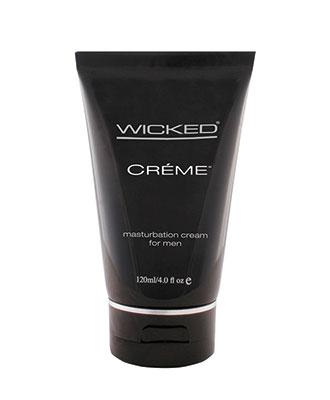 Wicked Stroking and Massage Cream 120 ml