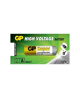 GP Super 27A/MN27-batteri, 1 pakk