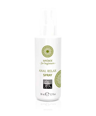 Shiatsu Anal Relax Spray 50 ml
