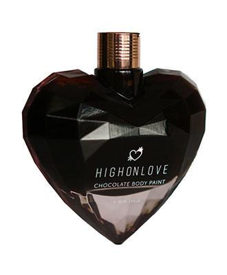 High On Love - Kroppsmaling av Mørk Sjokolade
