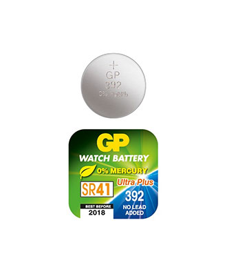 GP Watch Battery SR41-batteri, 1 pakk