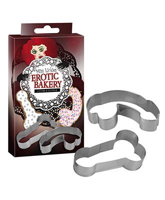 Erotic Bakery - Penis Pepperkakeformer