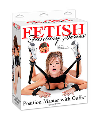 Position Master with Cuffs - bondagesett