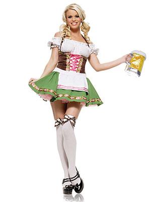 Leg Avenue Gretchen Oktoberfest Kostyme
