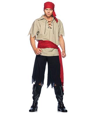 Leg Avenue Cutthroat Pirate Kostyme