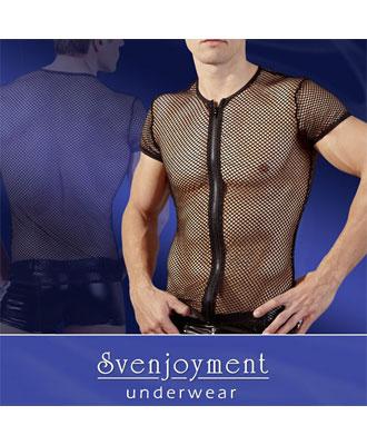 Svenjoyment Shirt - Network T-skjorter