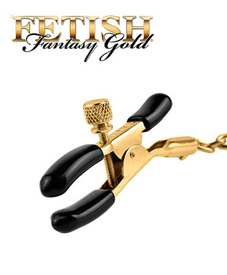 Fetish Fantasy Gold - Brystklemmer Brystleker