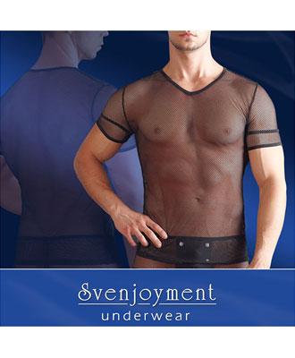 Svenjoyment Shirt - LaRed T-skjorter