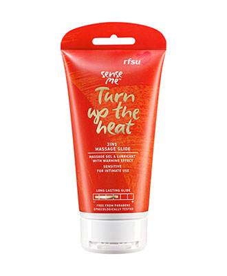 RFSU Sense Me - Turn Up The Heat 150 ml