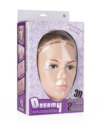 Lousina Stone Dreamy Inflatable Doll Sexdukker