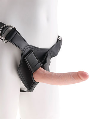 King Cock Strap-On Harness 7'' (18 cm)