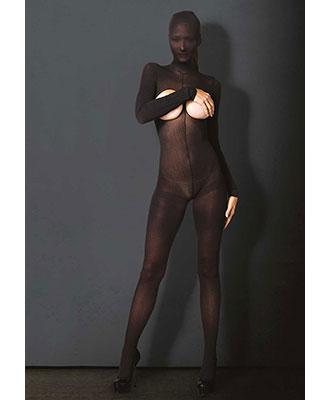 Leg Avenue Kink - Bodystocking - Sin Catsuit og bodystocking