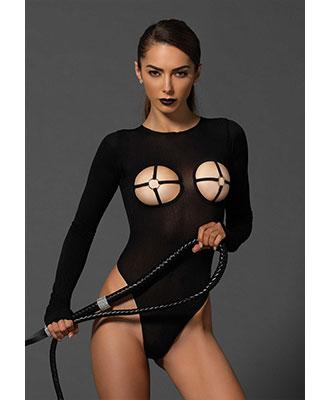 Leg Avenue Kink - Body Jennifer Body, Catsuit og strømper