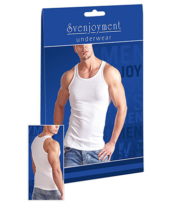 Svenjoyment Shirt - Whiteout