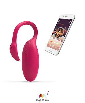 Magic Motion Flamingo Wearable Vibrator
