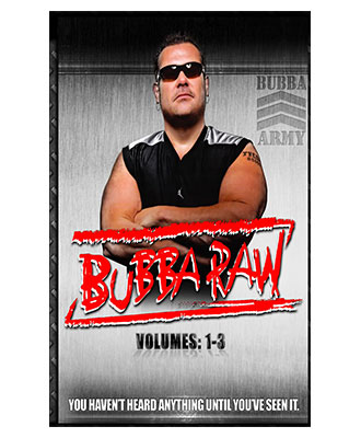 Bubba Raw Vol. 1 - 3 (3 DVD)