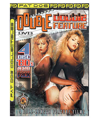 Double Double Feature (4 DVD)