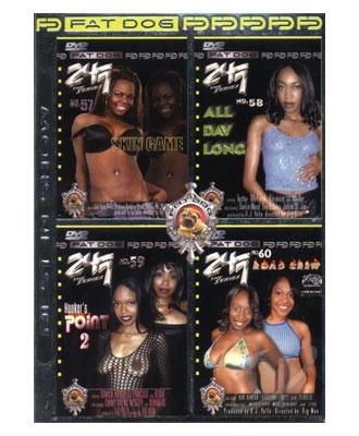 24/7 The Series 57 - 60 (4 DVD)