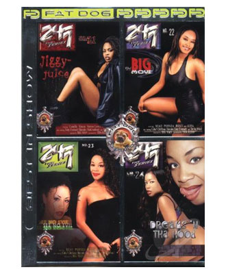 24/7 The Series 21 - 24 (4 DVD)