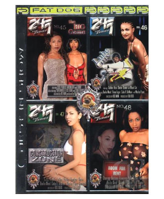 24/7 The Series 45 - 48 (4 DVD)