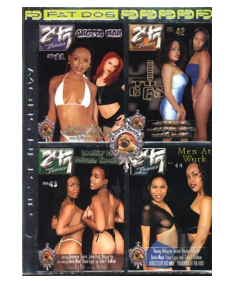 24/7 The Series 41 - 44 (4 DVD)