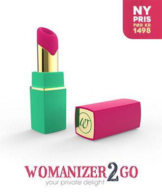 Womanizer 2GO Klitorisvibrator